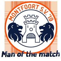 Man of the match: Robin Vianen